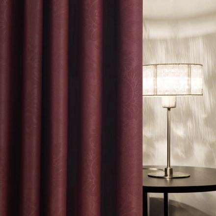 【易可纺—清风】时尚压花优雅大气简约全遮光窗帘