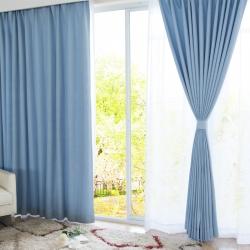 【印象】现代简约蜂巢纹理隔音功能易可纺窗帘