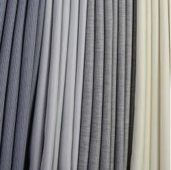 【格调】易可纺休闲现代简约纯色素雅窗帘 书房客厅窗帘布艺
