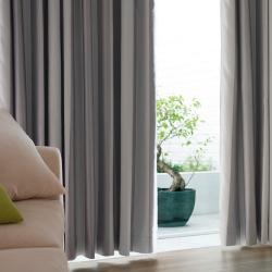 【纳斯卡】欧式高档客厅卧室条纹全遮光好睡眠窗帘